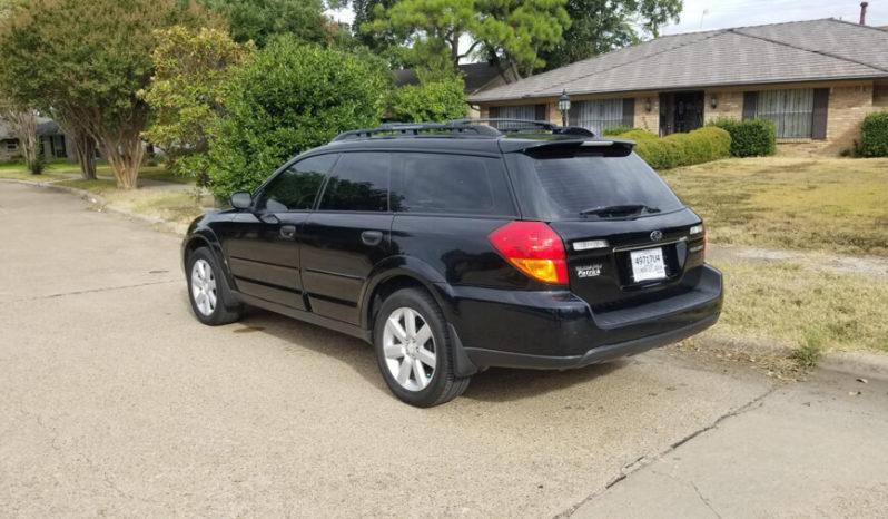 Subaru Legacy Outback full
