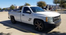 Chevrolet Silverado 1500 Regular Cab Work Truck Pickup 2D 6 1/2 ft