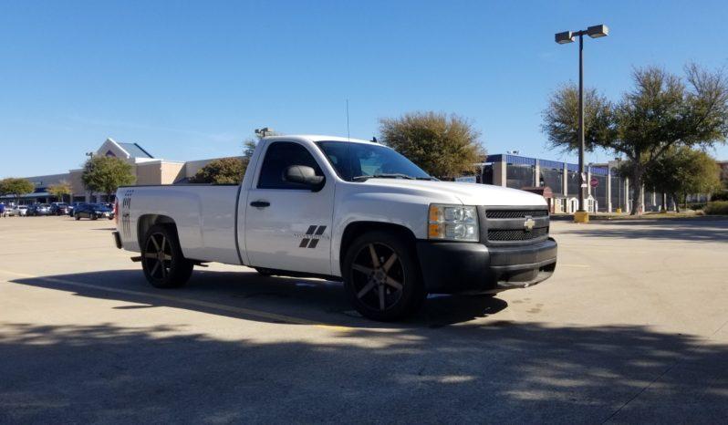 Chevrolet Silverado 1500 Regular Cab Work Truck Pickup 2D 6 1/2 ft full