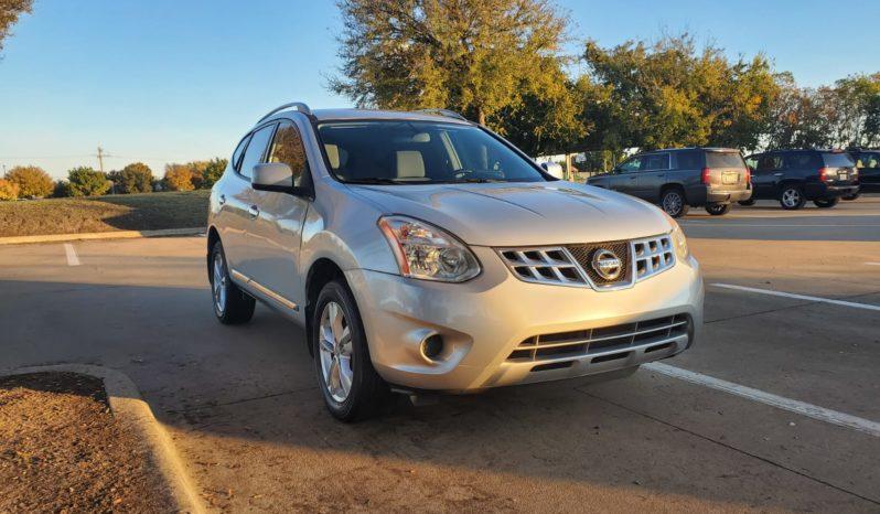 Nissan Rogue SV full