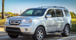Honda Pilot Touring Sports Utility Vehicle