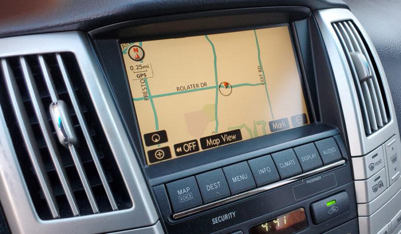 Lexus RX400h full