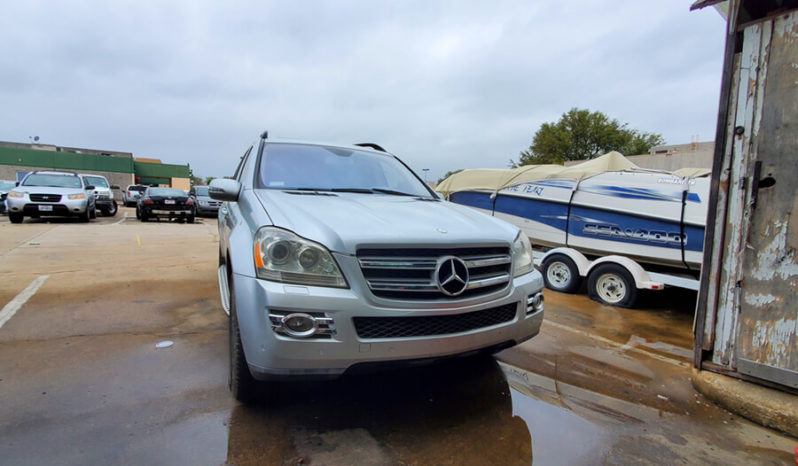 Mercedes-Benz GL450 full