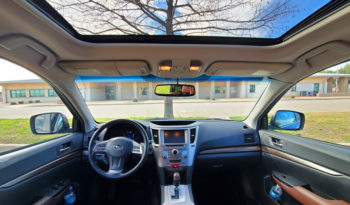 Subaru Outback Limited full
