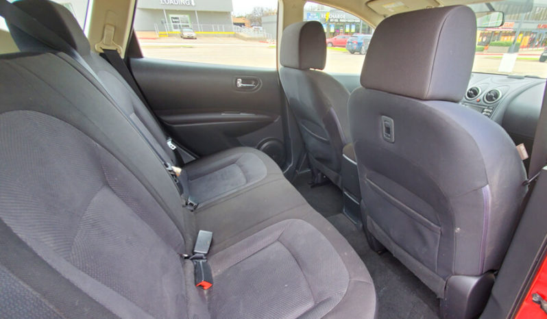 Nissan Rogue Select full