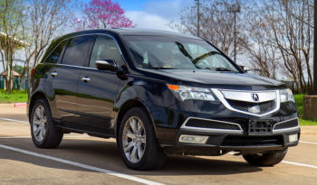 Acura MDX Sport Utility 4D