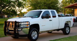 2013 Chevrolet Silverado 2500 Work Truck Pickup 4D 6 1/2 ft