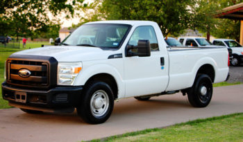 2013 Ford F-250 Super Duty SUPER DUTY XL