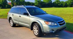 2009 Subaru Outback 2.5i AWD Special Edition