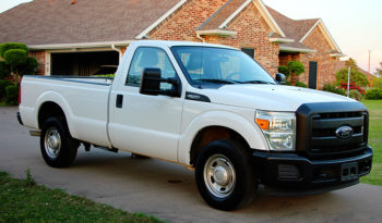 2013 Ford F-250 Super Duty SUPER DUTY XL full