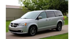 2017 Dodge Grand Caravan Passenger Handicap Wheelchair Conversion