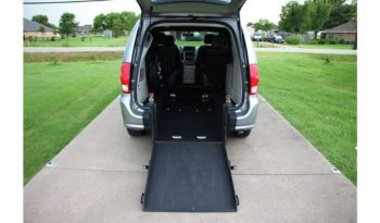 2017 Dodge Grand Caravan Passenger Handicap Wheelchair Conversion full