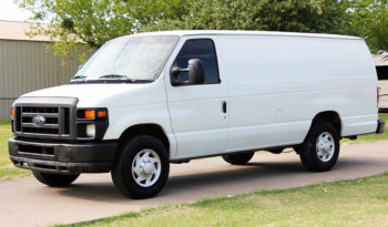 2011 Ford Econoline Van Cab-Chassis 2D