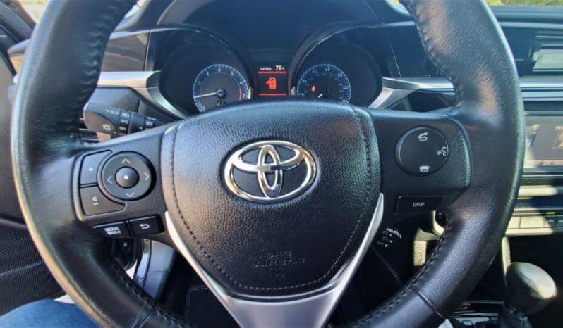 2015 Toyota Corolla S Plus Sedan 4D full