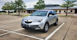 2010 Acura MDX Sport Utility 4D