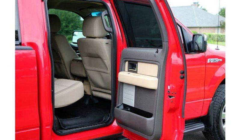 2013 Ford F150 SuperCrew Cab Lariat Pickup 4D 5 1/2 full