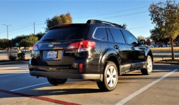 2012 Subaru Outback 2.5i Premium Wagon, CLEAN TITLE SUV full