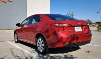 2017 Toyota Corolla LE Eco, CLEAN TITLE SEDAN full