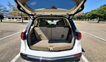 2010 Acura MDX, Clean Title SUV, Sport Utility Vehicle full