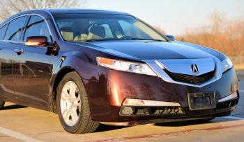 2010 Acura TL full