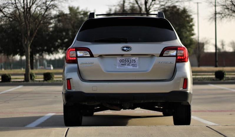 2015 Subaru Outback Limited full