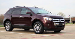 2011 FORD EDGE SELECT